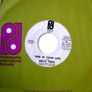 Billy Paul - This Is Your Life [Promo]