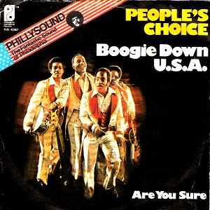 People's Choice - Boogie Down USA / Are You Sure