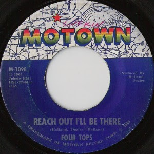 The Four Tops - Reach Out I'll Be There / Until You Love Someone
