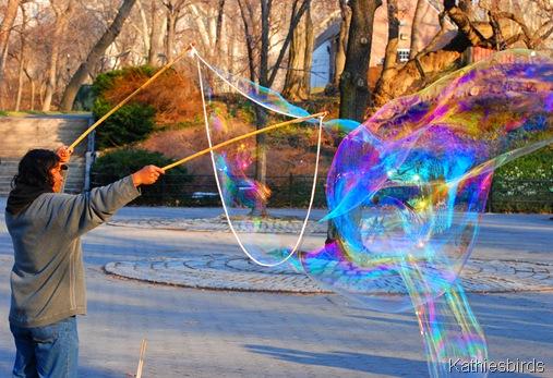 18. bubble rainbow