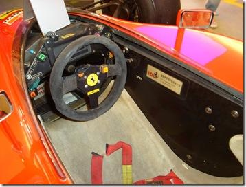 Volante F1 Antigo