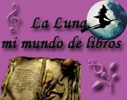 la luna, mi mundo de libros