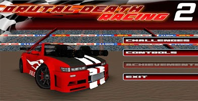 Screenshot of Brutal Death Racing 2