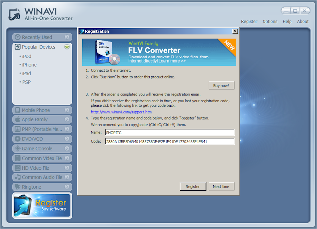 Converter All 1. Solution 1. Download, free that 2014 Converter WinAVI.