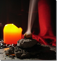 Incense-Weihrauch
