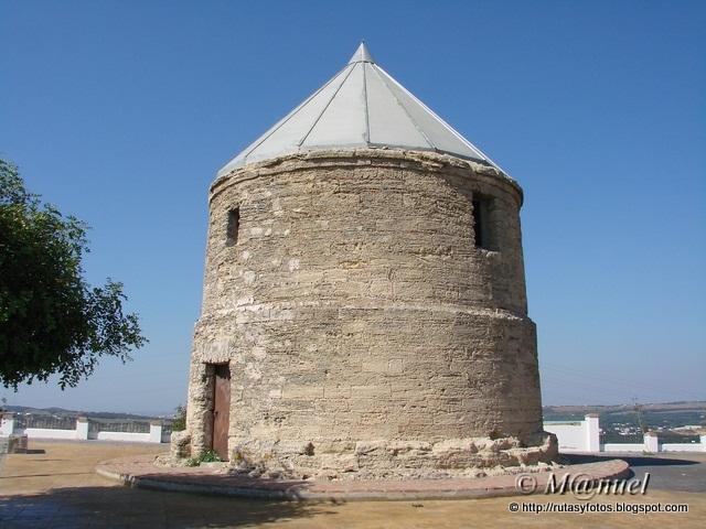 Molino de Santa Inés ó del Conde