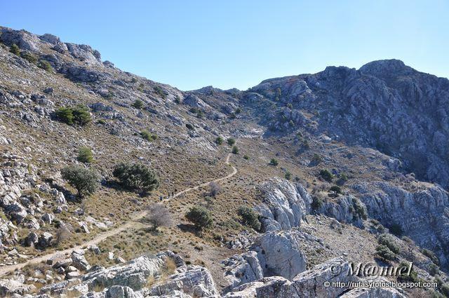 Subida al pico Gilillo