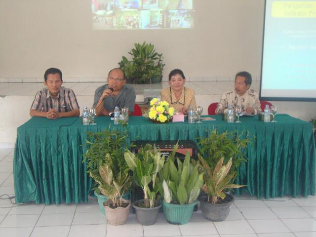 Pembinaan Sekolah Adiwiyata Oleh BLH Provinsi Sumatera Selatan