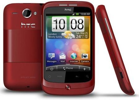HTC-Wildfire