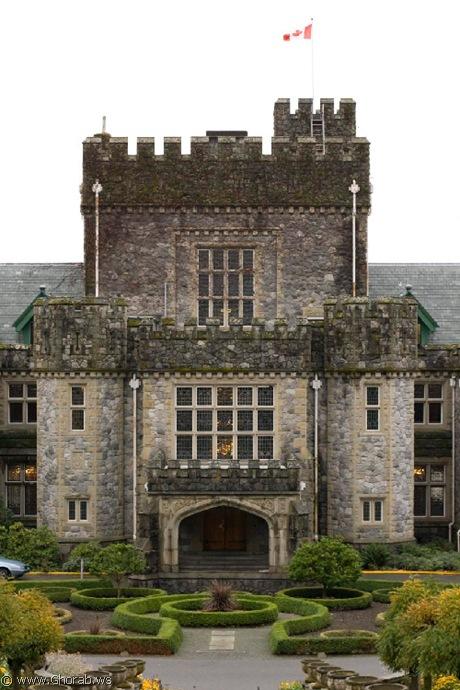 قلعة هاتلي - Hatley Castle, كندا