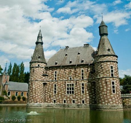 قلعة Jehay, بلجيكا