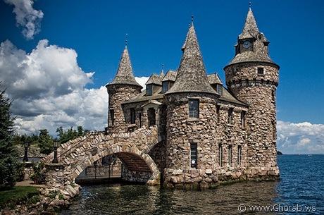 قلعة بولدت - Boldt Castle, نيويورك, الولايات المتحدة
