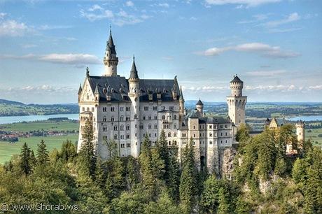 قلعة نويشفانشتاين - Neuschwanstein Castle, ألمانيا