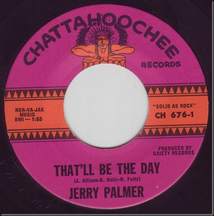 jerry palmer