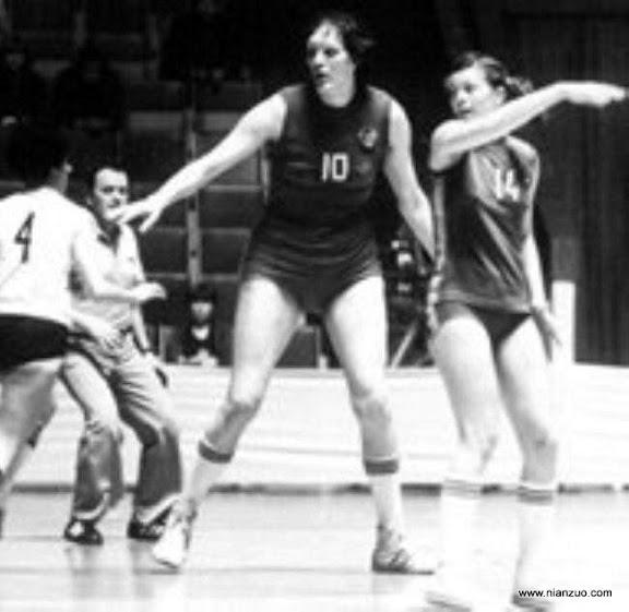 女巨人 篮球巨无霸