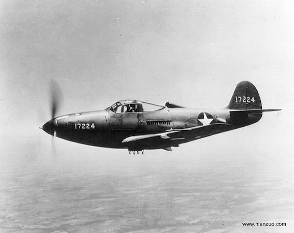 二战战斗机 这是飞机的原貌,二战,战斗机,美国,苏联