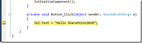 Debugging Silverlight From SharePoint