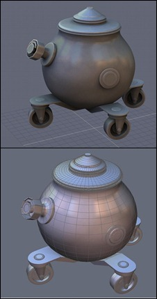Bart kettle