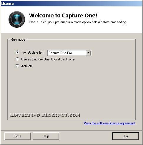 Как в capture one конвертировать в