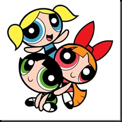 Powerpuff-Girls