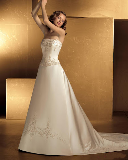 Bridal Gown 2010 Design