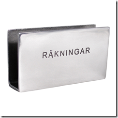 rkningar