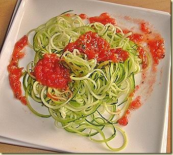 Raw spagetti 2