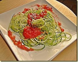 Raw spagetti 1