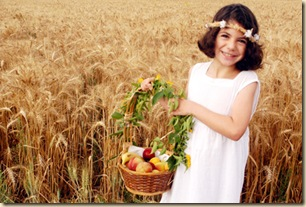 Shavuot Jewsih Holiday in Israel