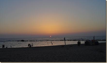 Auringonlasku 2