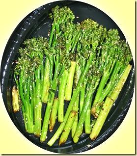Broccolini valmis