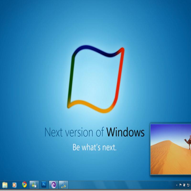 [Windows 7] Windows 8佈景主題下載