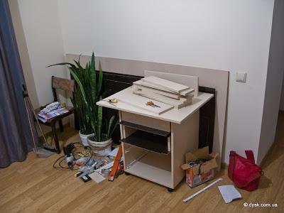 Саморобні меблі