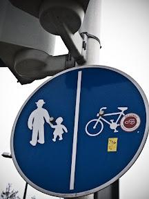 Вело знак