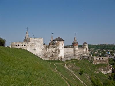 Камянець - Подільська фортеця