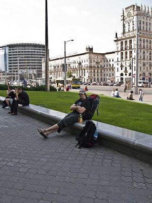Мінськ, Вокзал