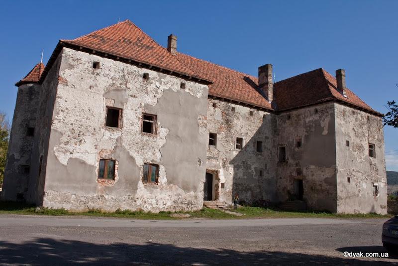 Замок Сент-Міклош