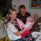 Morbror Jonas og tante Maria på besøg