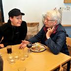 70øårs fødselslaren Jytte og Sidsels kusine Line