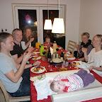 Familiehygge, og bare rolig Sofie er ikke på menuen ;-)