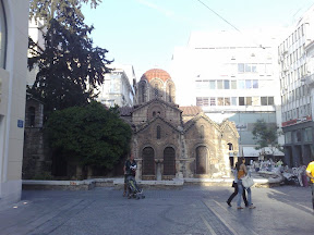 Iglesia Kapnikareas
