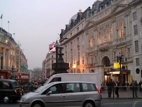 Día 1. Soho y Westminster.