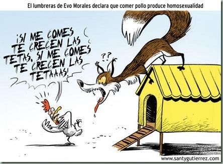 Evo Morales declaraciones
