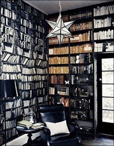 library_black_star_pendant_light beauty in the attempt blogspot