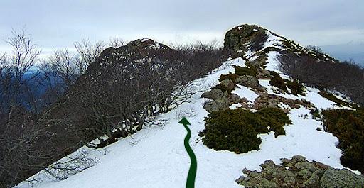 Ascenso a Les Agudes desde Fontmartina por el GR 5-2 pano16b