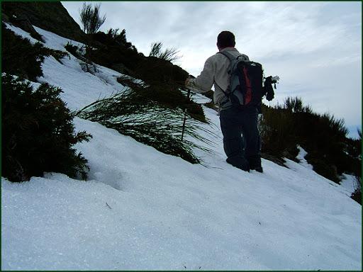 Ascenso a Les Agudes desde Fontmartina por el GR 5-2 5794