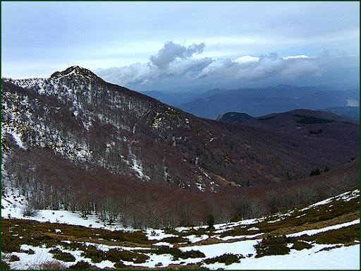 Ascenso a Les Agudes desde Fontmartina por el GR 5-2 5813