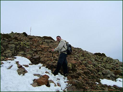 Ascenso a Les Agudes desde Fontmartina por el GR 5-2 5878