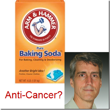 Dr John Apsley Baking Soda Anti Cancer