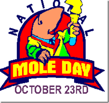 Mole Day Song